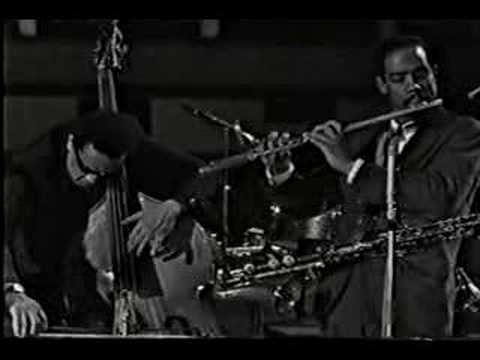 Eric Dolphy with Charles Mingus
