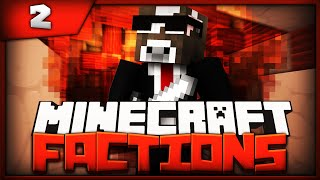 Minecraft FACTION Server Lets Play - RAIDED ALREADY? - Ep. 2