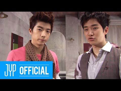 [Real 2PM] Mr. Pizza CF making film part 2