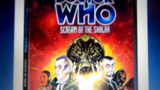 A Revealing Cover Of Doctor Who Scream Of Shalka DVD
