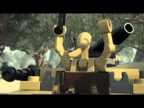 Lego Star Wars - Mikrost�ha�ky 2 - �tok tankov