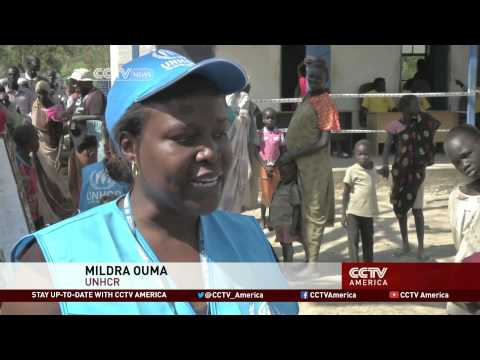 UN Aid Reaches South Sudan