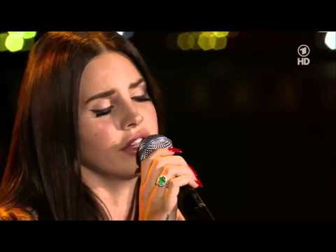 Lana Del Rey   Summertime Sadness live at New Pop Festival HD