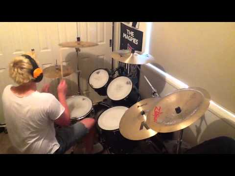 Sex Pistols - God Save the Queen (Drum Cover)