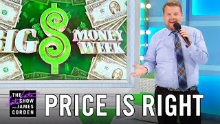Take a Break: The Price is Right