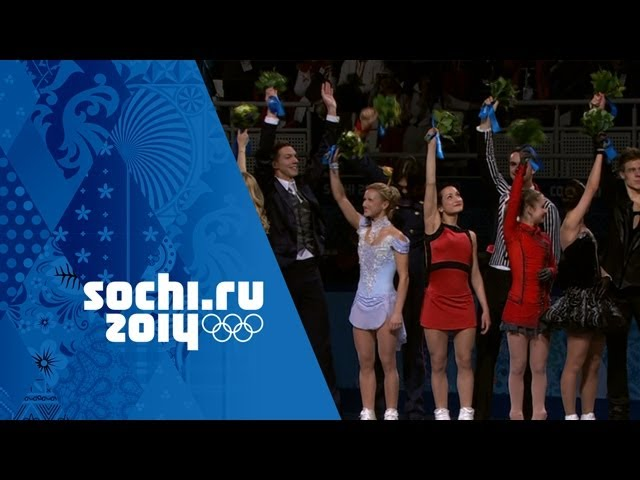 Team Figure Skating - Ice Dance Free Dance Final - Russia Gold | Sochi 2014 Winter Olympics
