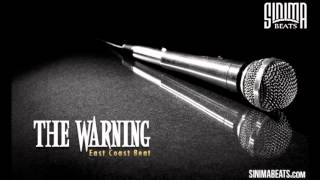THE WARNING (Eminem Style Instrumental With Choirs