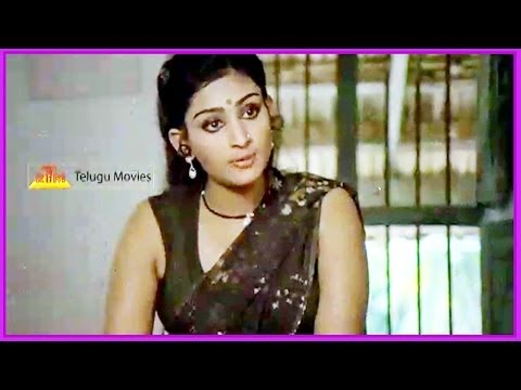 Vaddante Pelli - Comedy Entertainer - Telugu Full Length Movie - part - 8 - Bhagya Raja,Oorvasi