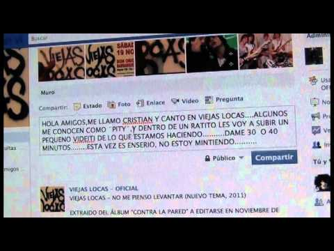 Viejas Locas - video Pity Facebook