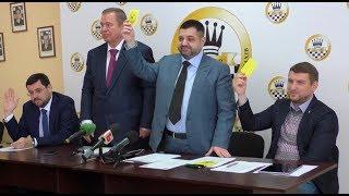 Обрано президента та Почесного президента Харківської обласної федерації шахів