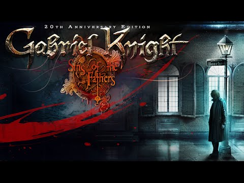 Gabriel Knight Sins of The Fathers Wallpaper Gabriel Knight Sins of The