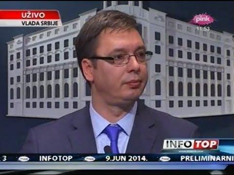 Вучић: Србија ће бити поуздан савезник Немачке