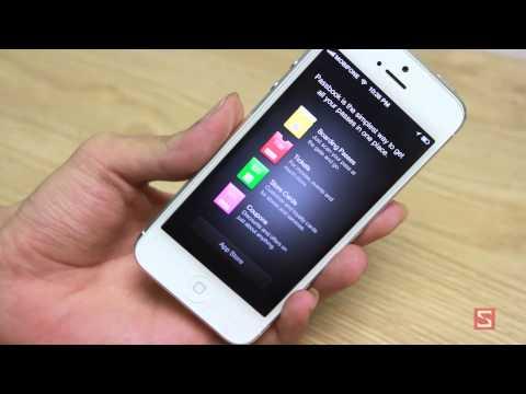 iPhone 5 - Trên tay và đánh giá iPhone 5 CellphoneS
