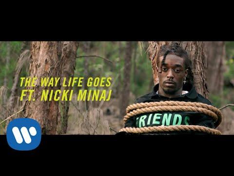 Lil Uzi Vert  The Way Life Goes Remix Feat Nicki Minaj Official Music Video