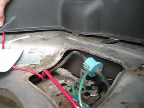 Fuel Pump Hot Wire CntrlSwitch How To YouTube