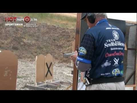 DRAMA!! Jerry Miculek - Broken Firing Pin At Major Championship - Clip From Hot Shots TV Show