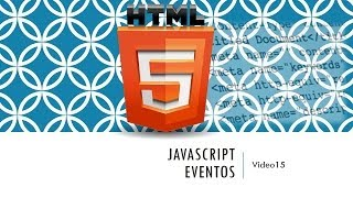 Curso de HTML 5. Parte 15