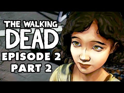 The Walking Dead Game - Episode 2, Part 2 - Food Rations (Gameplay Walkthrough)