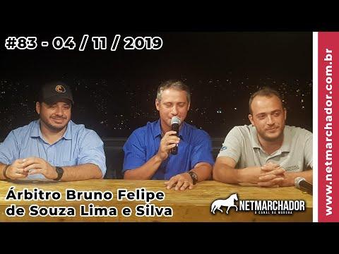 #83 No Trilho da Marcha -  04/11/2019 - Campeonato Brasileiro de Marcha CBM do Mangalarga Marchador