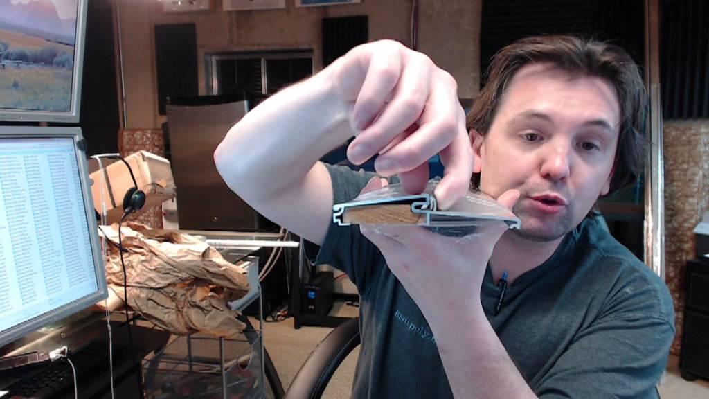 Pemko 8452aq Mill Finish Aluminum Outswing Fixed Bumper