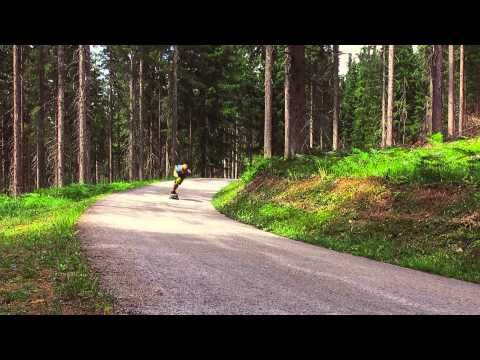 One Way Forest: Aleix Gallimo on the Vecter 37 Longboard by Original Skateboards