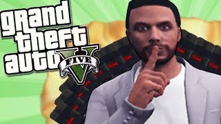 GTA 5 Funny Moments - Independence Day Sticky Bomb Update! (GTA V Online Glitches)