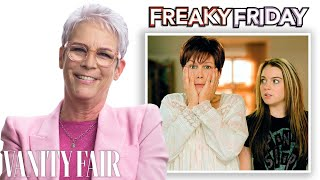 Jamie Lee Curtis Breaks Down Her Career, From 'halloween' To 'freaky Friday' | Vanit