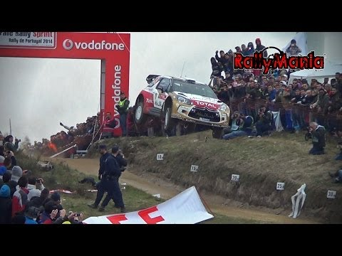 WRC Fafe Rally Sprint 2014 - Crash & Show [HD]