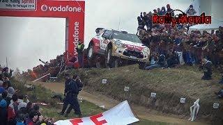 Vidéo WRC Fafe Rally Sprint 2014 - Crash & Show [HD]