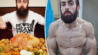 From Fat To Fit...ish: Competitive Eating and The History of My Body | Beard Reacts Ep.4