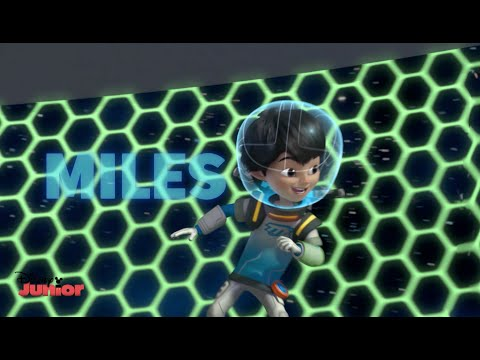 Miles From Tomorrow - Music Video - Official Disney Junior UK HD