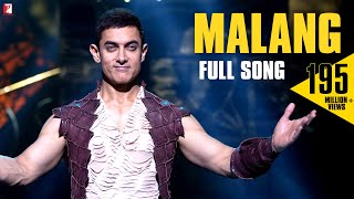 Malang Full Song DHOOM:3 Aamir Khan Katrina Kaif