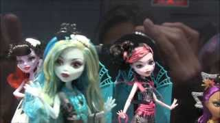 MONSTER HIGH NYCC 2014 REVEALS VIDEO FRIGHTS CAMERA ACTION