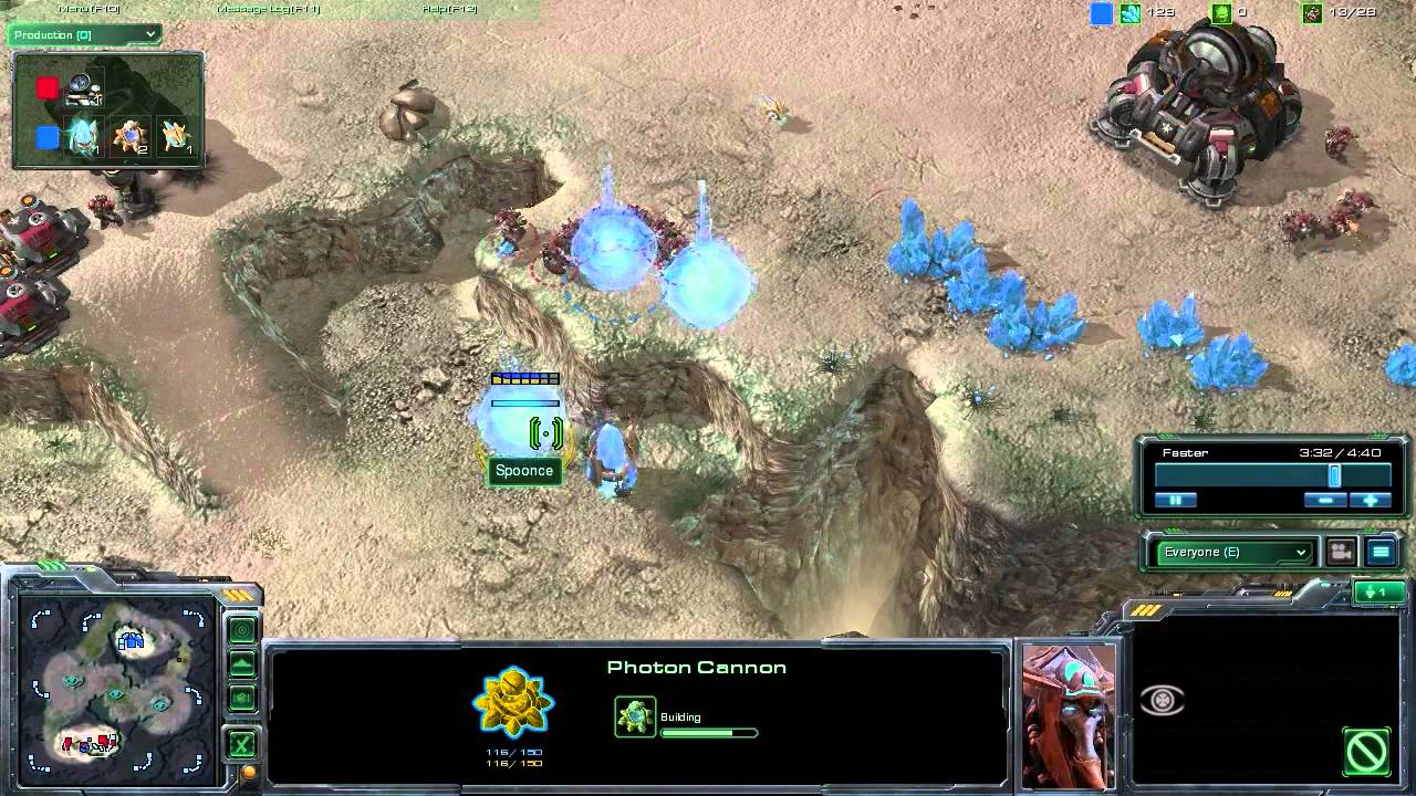 Rush Starcraft 2 Strategy