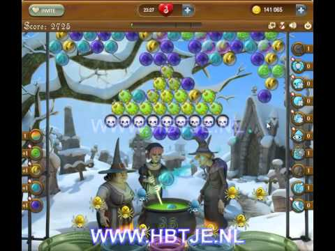Bubble Witch Saga level 140