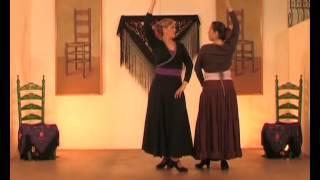 Aprende a bailar Sevillanas. Parte 15