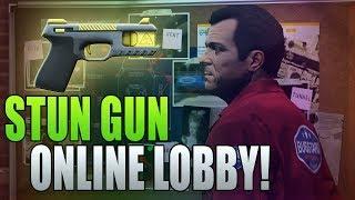 GTA 5 MODS Stun Gun Taser Online GTA 5 MODS How To