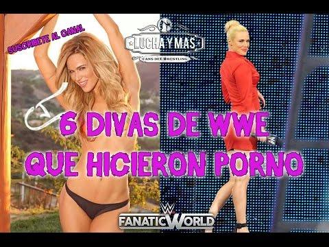 6 DIVAS DE WWE QUE HICIERON PORNO (+18)