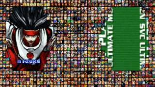 My Final Mugen Roster 1082 Characters (NOW DOWNLOADABLE