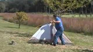 How Not To Put Up A Tent