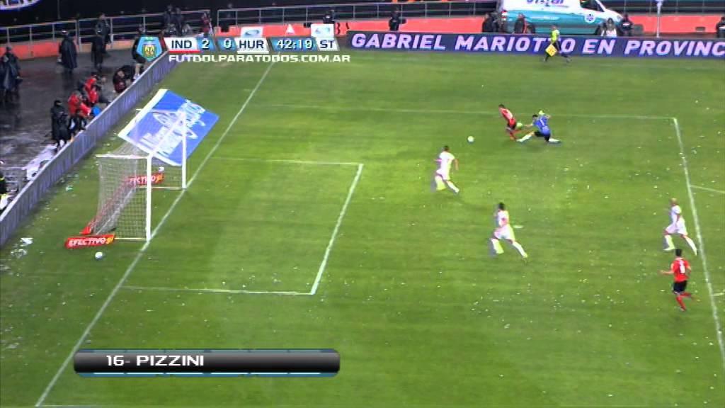 Independiente 2-0 CA Huracan