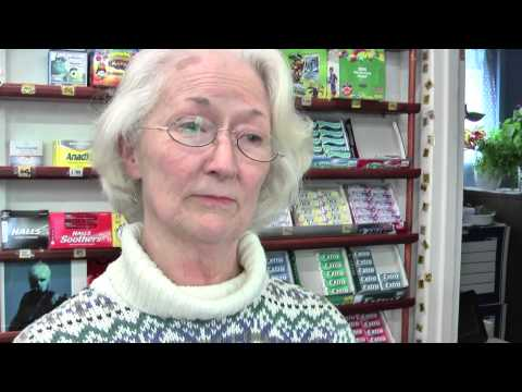 CCTV News! Interview with Lynn True from 'the shop' on Energy/Isotonic drinks