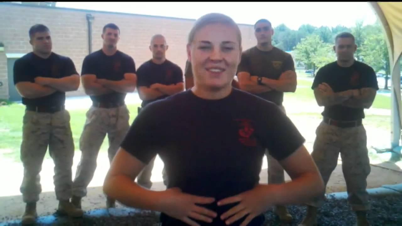 Dating a marine