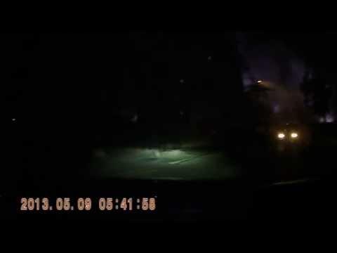 видео о взрыве в белой калитве