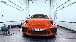 ТЕСТ в ЭКСТРИМАЛЬНЫХ УСЛОВИЯХ / НОВЫЙ Porsche 911 GT3 . Илья Стрекаловский