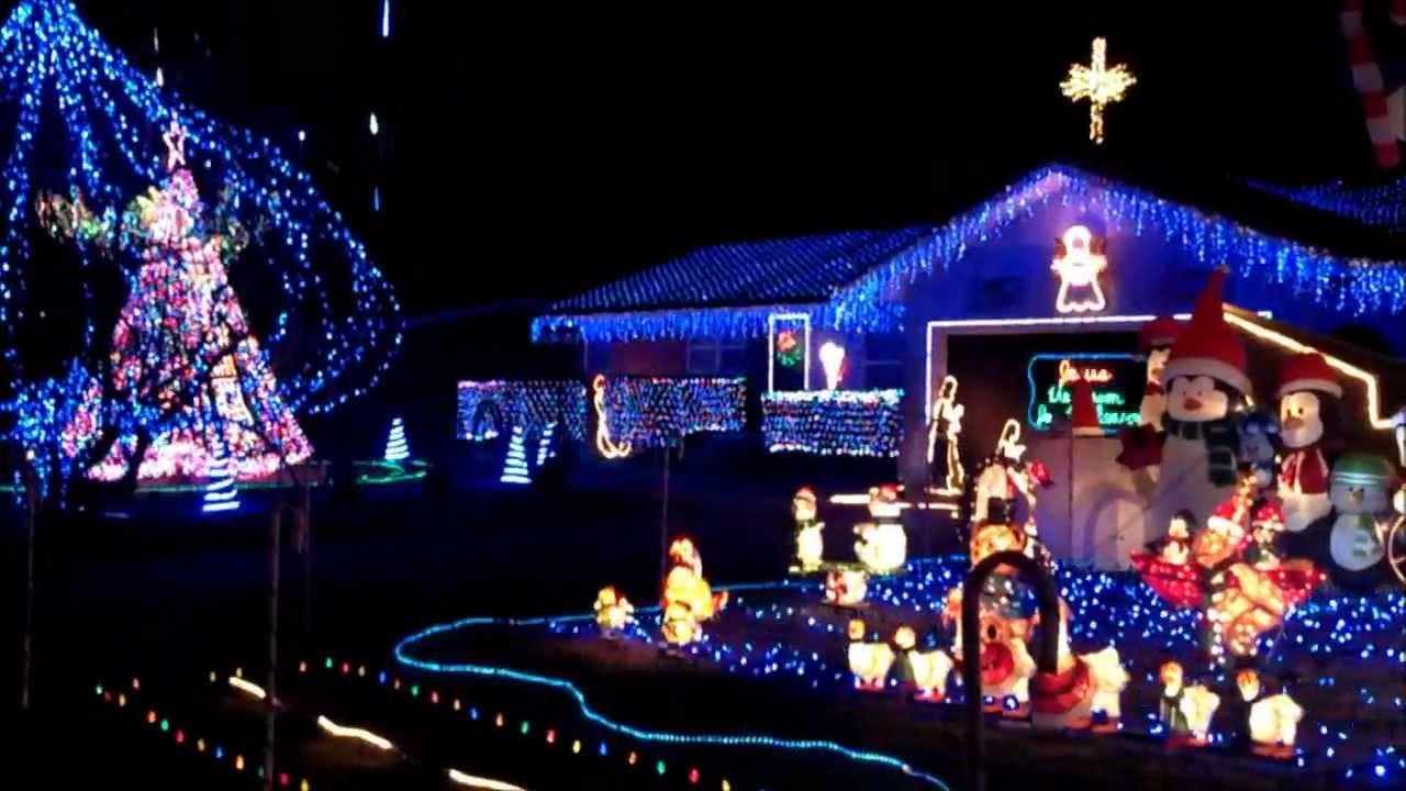 Christmas Lights Springfield Mo