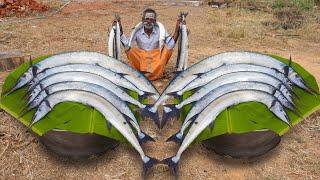PAKORA!!! Amazing FISH PAKORA  Recipe Prepared by My Daddy ARUMUGAM / Village food factory