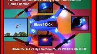 Blade 350 QX. A Fair And Balanced Review. Compare To