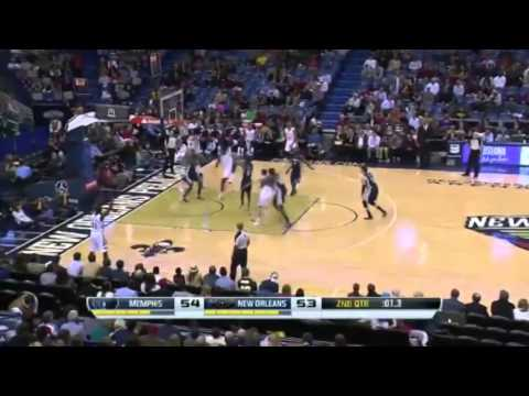 Memphis Grizzlies vs New Orleans Pelicans   December 13  2013   Full Highlights   NBA 2013 14 Season