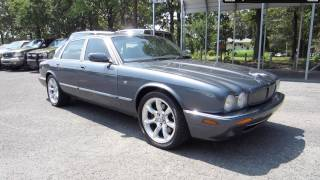 2001 Jaguar XJR Supercharged Start Up, Exhaust, and In Depth Tour